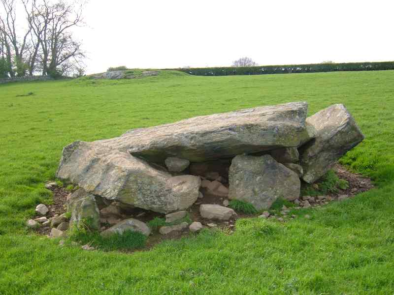 Four Crosses Burial Chamber