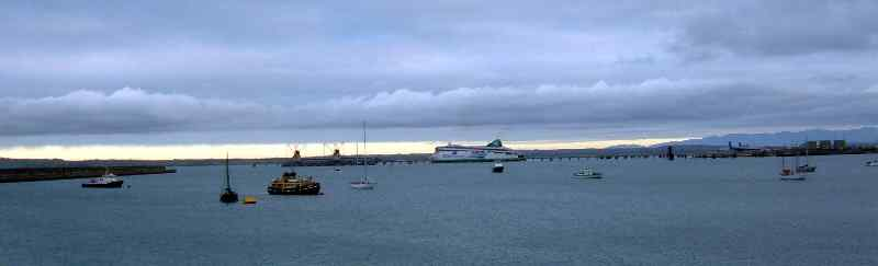 Holyhead - Irish Ferries