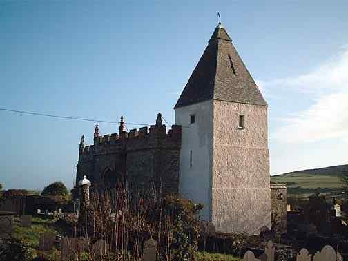 Llaneilian Church
