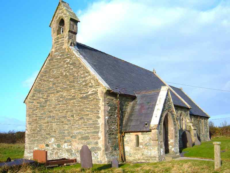 Llanfwrog Church - St Mwrog's