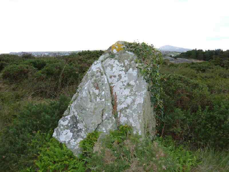 Anglesey, Trearddur Bay Standing Stone