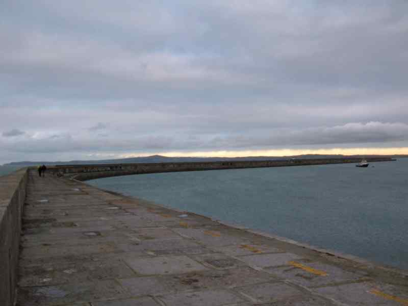 Holyhead - The Breakwater