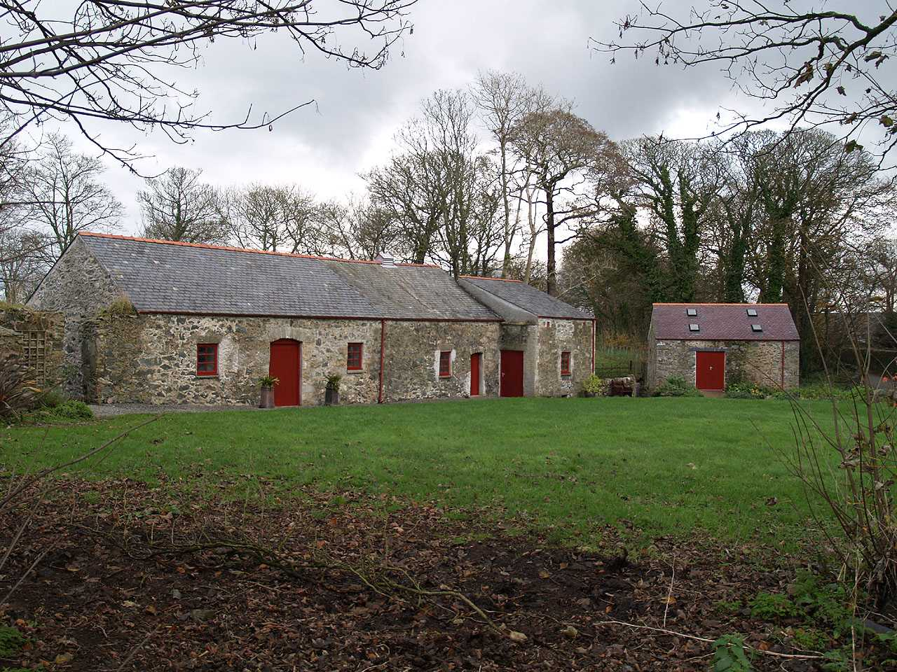 Anglesey, Llangefni Water Mill Complex