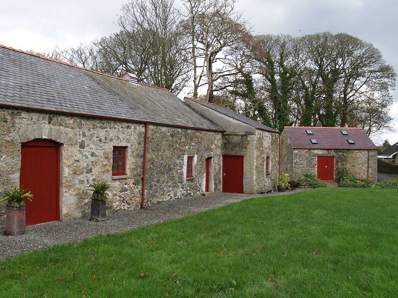 Anglesey, Llangefni Water Mill and Outbuildings