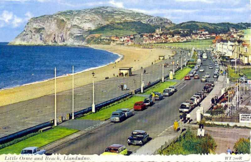 llandudno in the 1960's
