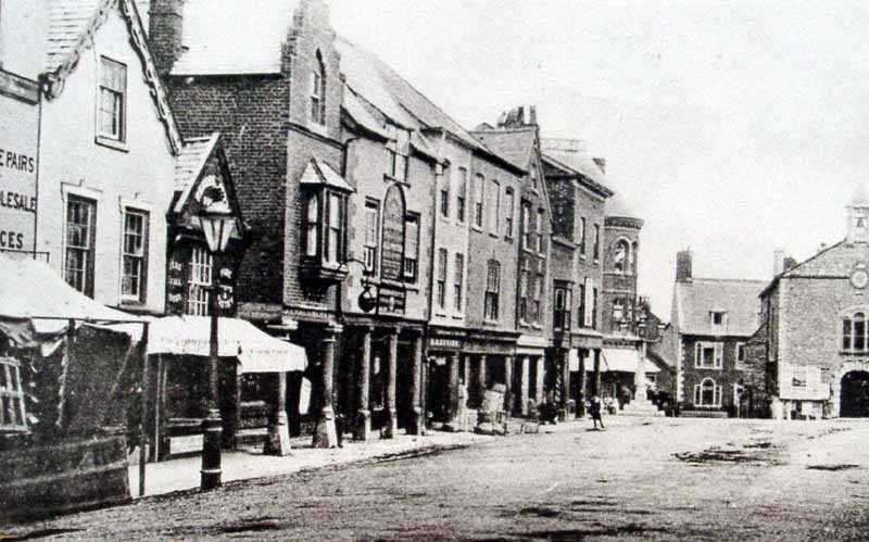 cilcain high street and shops