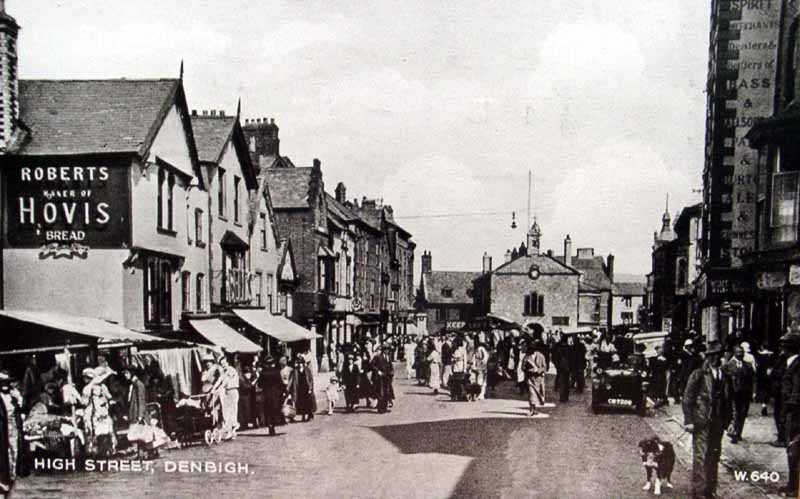 denbigh high street