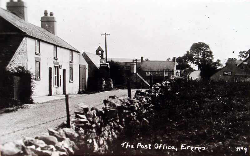 eryrys post office old photo