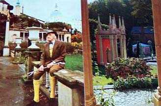 portmeirion, clough williams ellis, the designer