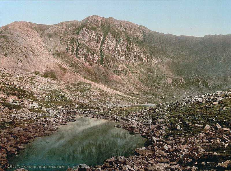 snowdon cadair idris and llyn-y-cader