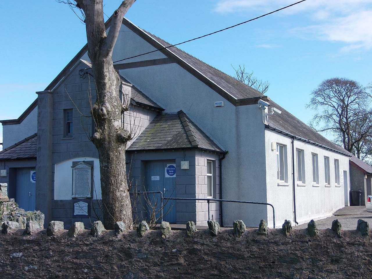 Anglesey, Bodedern Village Community Hall