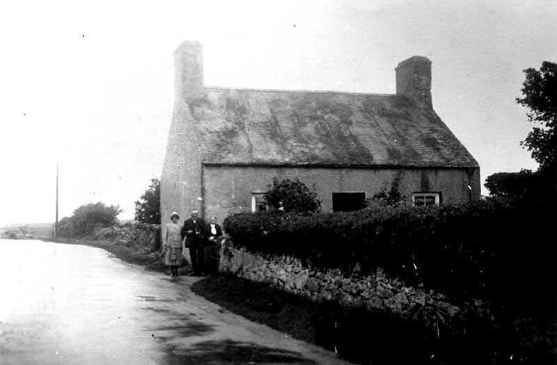 Bodffordd - The Poor House 1925