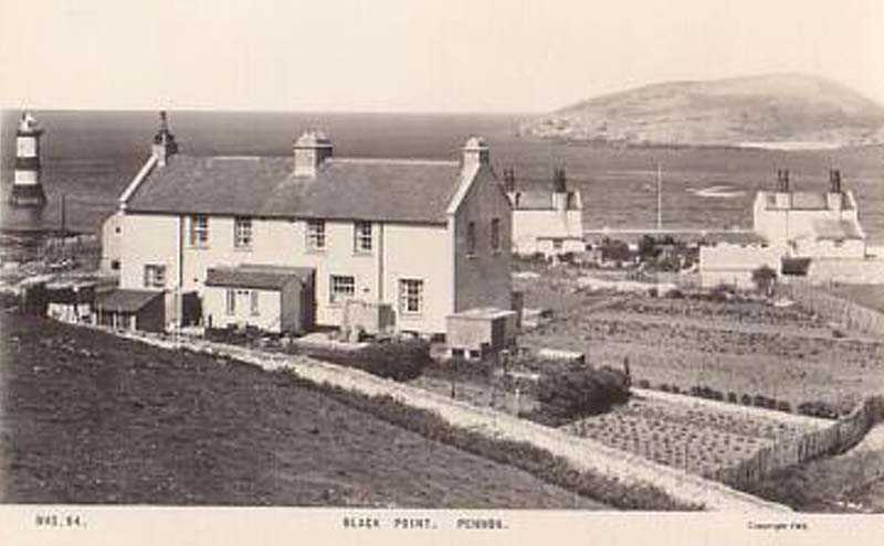 Penmon - Black Point