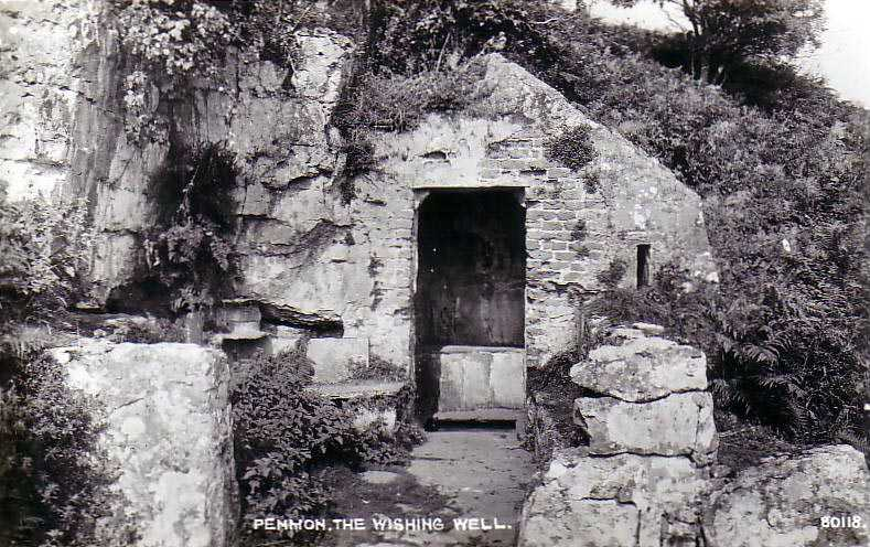 Penmon Priory Wishing Well (Holy Well)