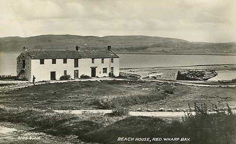 Red Wharf Bay Beach House