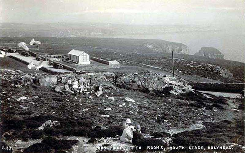 South Stack Tea Rooms in 1930